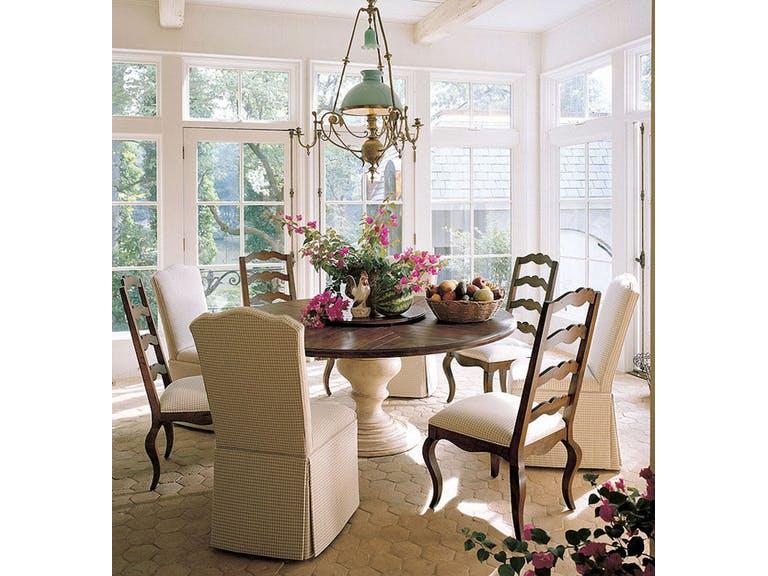 Casual Dining Room Ideas & Design Tips - Georgian Furnishing ...
